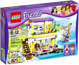 LEGO Friends Set #41037 Stephanie's Beach House