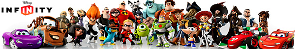 Disney Infinity Game Toys & Action Figures