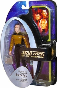 Diamond Select Toys Star Trek The Next Generation Series 3 Action Figure Lt. Reginald Barclay
