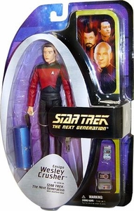 Diamond Select Toys Star Trek The Next Generation Series 4 Action Figure Wesley Crusher [Season 4]