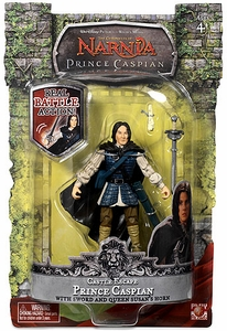 Chronicles of Narnia Prince Caspian Action Figure Castle Escape Prince Caspian