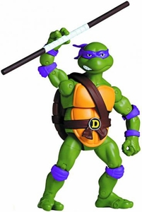 Teenage Mutant Ninja Turtles Classics Loose Retro Action Figure Donatello [Missing Base]