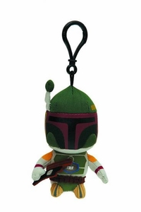 Star Wars Mini Talking Plush Clip-on Boba Fett Pre-Order ships March
