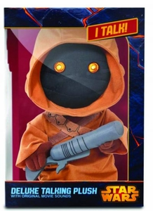 Star Wars 15 Inch Deluxe Talking Plush Jawa Pre-Order ships October