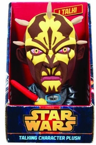 Star Wars Medium Talking Plush Savage Opress Pre-Order ships March