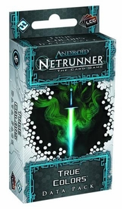Android Netrunner Lcg True Colors Data Pack Pre-Order ships April