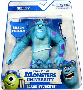 Disney / Pixar Monsters University Scare Students Action Figure Sulley