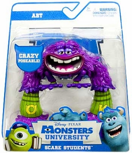 Disney / Pixar Monsters University Scare Students Action Figure Art