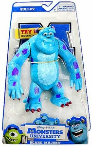 Disney / Pixar Monsters University Scare Majors Action Figure Sully