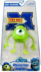 Disney / Pixar Monsters University Scare Majors Action Figure Mike Wazowski