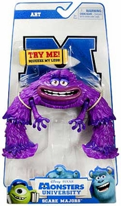 Disney / Pixar Monsters University Scare Majors Action Figure Art