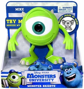 Disney / Pixar Monsters University Monster Brights Figure Mike