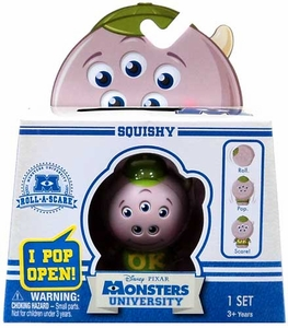 Disney / Pixar Monsters University Roll-a-Scare Figure Squishy