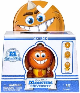 Disney / Pixar Monsters University Roll-a-Scare Figure George