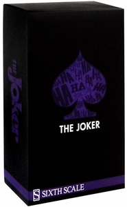 DC Sideshow Collectibles 1/6 Scale Figure The Joker
