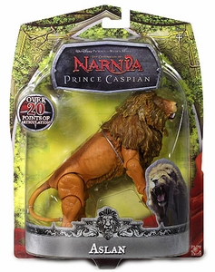 Chronicles of Narnia Prince Caspian 7Inch Articulated Action Figure Aslan