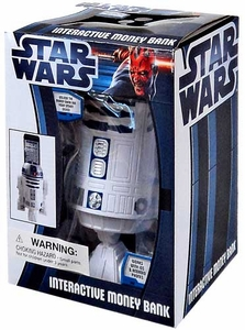 Star Wars R2-D2 Interactive Money Bank