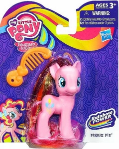 My Little Pony Rainbow Power Figure Pinkie Pie New!