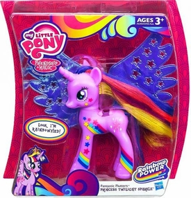 My Little Pony Rainbow Power Deluxe Figure Princess Twilight Sparkle