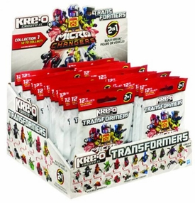 Kre-O Transformers Micro-Changer Mini Figure Box [24 Packs] Pre-Order ships July