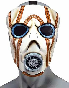 NECA Borderlands Latex Mask Psycho Bandit