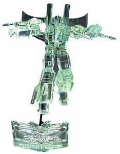 Palisades Toys Transformers 6 Inch Exclusive Mini Statue The Ghost of Starscream Only 300 Made!