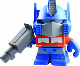 The Loyal Subjects X Transformers 8 Inch Vinyl Figure Optimus Prime New!