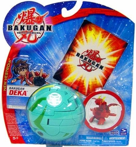 Bakugan B2 New Vestroia Series 2 Deka Neo Dragonoid