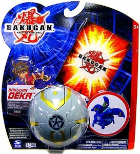 Bakugan Battle Brawlers Deka Luminoz Siege [Gray]