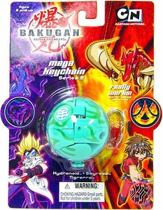 Bakugan Mega Keychain Series 2 Green Skyress