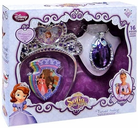 Disney Sofia the First Exclusive Enchanted Amulet Playset