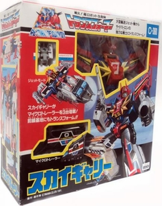 Takara Transformers Return of Convoy C-360 Action Figure Sky Garry [MISB!] VERY RARE!