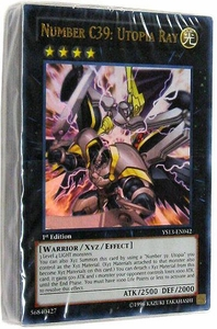 YuGiOh 2013 Starter: V for Victory LOOSE Deck Hot!