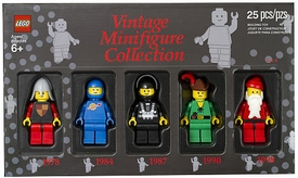 LEGO Bricktober 2012 Exclusive Set #5000440 Vintage Minifigure Collection Vol. 4