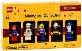 LEGO Bricktober 2013 Exclusive Set #5002148 Minifigure Collection Vol. 3/3