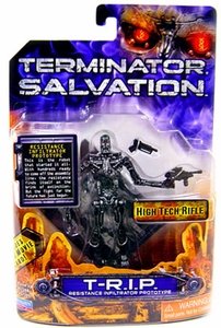 Terminator Salvation Playmates 3 3/4 Inch Action Figure T-R.I.P