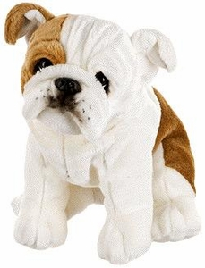 Webkinz Signature Deluxe Plush Figure English Bulldog