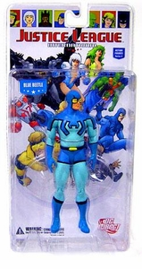 JLI DC Direct Justice League International Series 2 Action Figure Blue Beetle