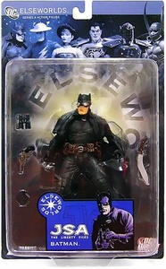 DC Direct Elseworlds Series 4 Action Figure JSA Liberty Files Batman