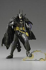 DC Direct Batman Kia Asamiya Series 2 Action Figure Evil Batman