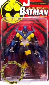 DC Direct Batman Knightfall Action Figure Azrael as Batman