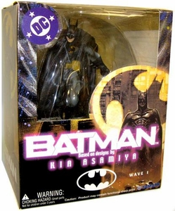 DC Direct Batman Kia Asamiya Series 1 Action Figure Batman