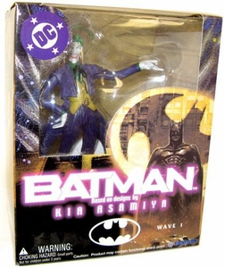 DC Direct Batman Kia Asamiya Series 1 Action Figure Joker