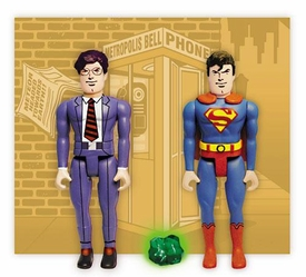 DC Direct Pocket Super Heroes Superman & Clark Kent