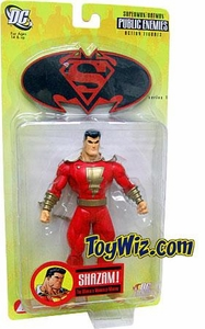 DC Direct Superman & Batman Series 1 Public Enemies Action Figure Shazam!