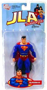 DC Direct JLA Classified Classic Series 1 Action Figure Superman