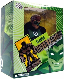 DC Direct Uni-Formz Limited Editon Vinyl Figure Green Lantern: Classic