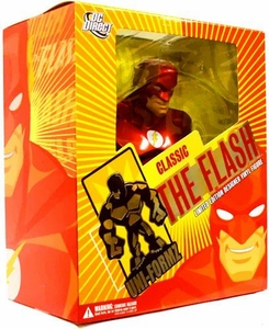 DC Direct Uni-Formz Limited Editon Vinyl Figure Classic Flash