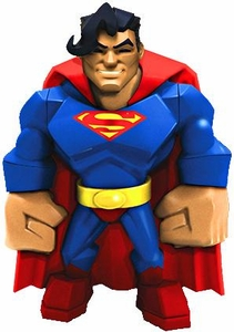 DC Direct Uni-Formz Limited Editon Vinyl Figure Classic Superman