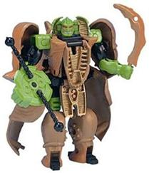 Transformers Takara Japanese Beast Wars 10th Anniversary TM-09 Rhinox
